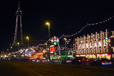 """Blackpool In The Hunt For a """"Super Casino"""" Licence"""