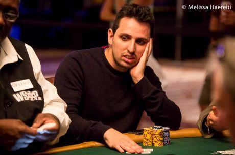 WSOP día 22: Un mal día para Sergio Aído y Juan Carlos Mortensen