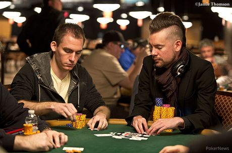 World Series of Poker Player of the Year: Danzer Overtakes Bonomo at Midway Point