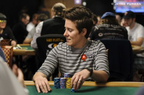 Global Poker Index: Vanessa Selbst, primera mujer al frente del top 300