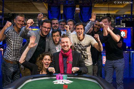 Втора златна гривна за Джордж Дензър на WSOP 2014