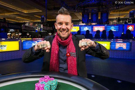 PokerStars rinktinės narys George Danzeris iškovojo antrąjį WSOP trofėjų šiais metais