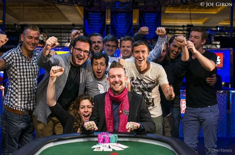 Rapid Reaction: Danzer Does it Again, Doubles Down on WSOP Gold