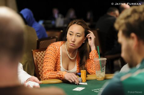 Mixed-Games Specialist Melissa Burr Emerges as a Force at the World Series of Poker