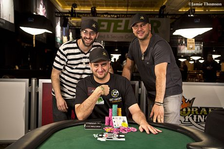 2014 WSOP Day 26: Mizrachi Wins Second Bracelet; Dempsey, Suriano Grab Their First