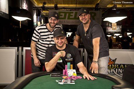 Lecsapott a Mizrachi-família, Robert a WSOP első Dealer's Chocie versenyét húzta be
