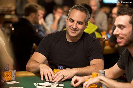 Мат Гланц води след Ден 1 на Събитие #46 $50,000 Players...