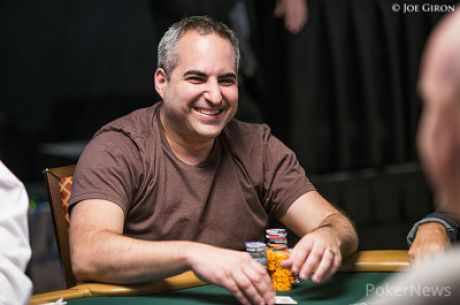 WSOP Event #46: Matt Glantz chipleader $50K Poker Players' Championship voor Linde & Ashby