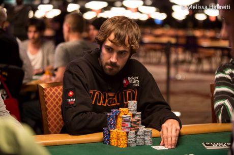 $50,000 įpirkos WSOP turnyre sužaistos dvi dienos, pirmauja Jasonas Mercieras
