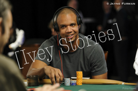 Ivey Stories - Quando Jason Mercier Ensinou Ivey a Fazer Mini Raise