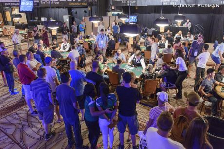 WSOP What to Watch For: 55 Left in $50K; Mercier, Duhamel, Deeb Lead