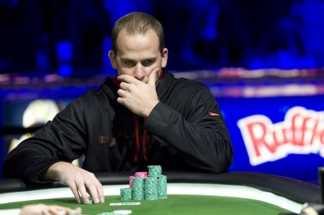 The One Thing You Can't Talk About at the Poker Table