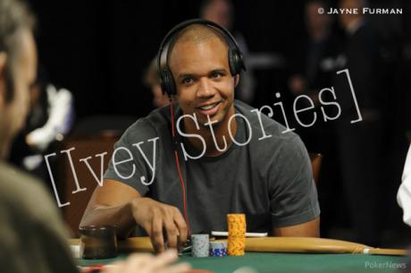 Ivey Stories Ep. 4: Δε μπορείς να μπλοφάρεις τον Phil Ivey