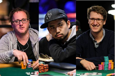 UK & Ireland's Players Win $2.7 Million From First 45 WSOP Events