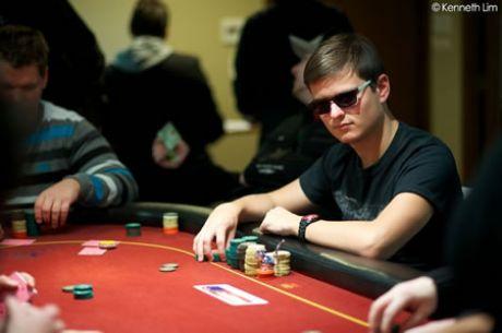 Unikali galimybė praturtėti - įsigykite Lauryno Levinsko WSOP turnyrų akcijų