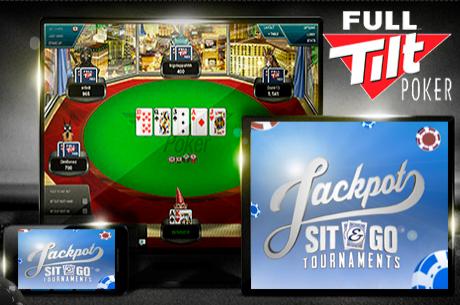 Torneios Jackpot Sit & Go na Full Tilt Poker