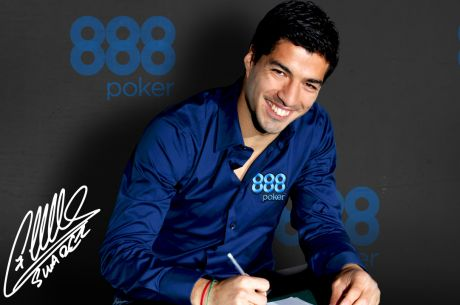 888poker Terminates Relationship with Luis Suarez Following World Cup Biting Incident