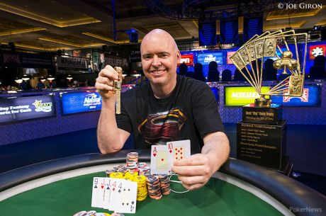 2014 WSOP Day 31: John Hennigan Wins $50K Poker Players' Championship for $1.5 Million