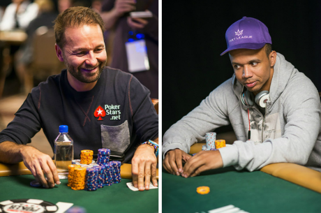 Negreanu y Ivey casi en mesa final; Monster Stack y su impresionante field; Ladies Event dará...