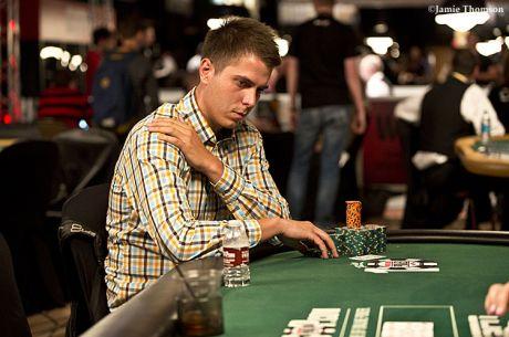 Szécsi heads-upig jutott a WSOP $5.000-os NLH tornáján, a karkötőért holnap küzdhet meg