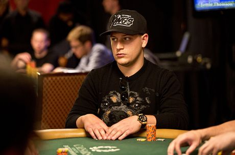 WSOP Eh-Team: Matt Marafioti On the Edge of Bracelet Success