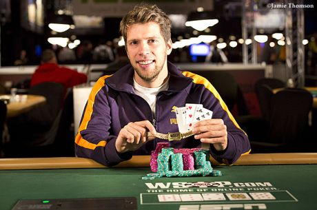 2014 World Series of Poker: Florian Langmann siegt bei Event 54