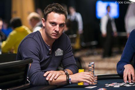 Сам Трикет води по чипове след Ден 1 на $1,000,000 BIg One For...