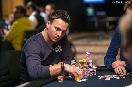 Sam Trickett Lidera Dia 1 do Big One for One Drop