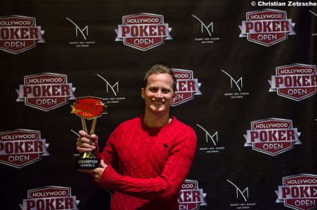 Simon Deadman Wins 2014 HPO Championship Main Event