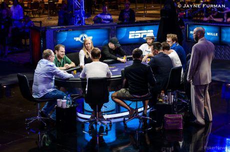 WSOP Event #57: Rick Salomon leidt laatste negen op bubble van $1.306.607