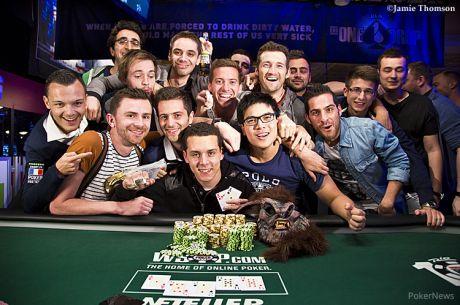 WSOP Jour 35 : Un bracelet et 1,3$ million pour le Français Hugo Pingray