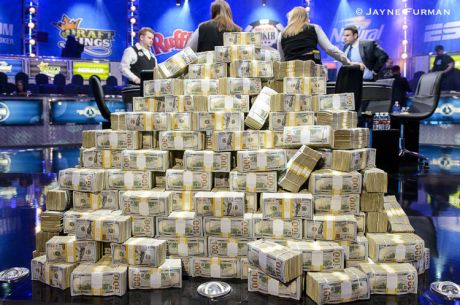 WSOP miljoniturniir Big One for One Drop kogus heategevuseks 4,66 miljonit dollarit