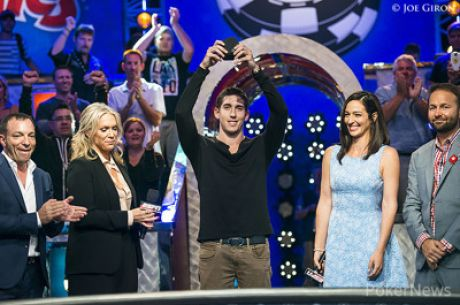 Daniel Colman Bate Negreanu e Vence Big One for One Drop ($15,306,668)