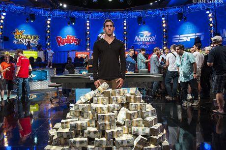 """Naujasis """"Big One For One Drop"""" čempionas - Danielį Negreanu palaužęs Danielis Colmanas"""