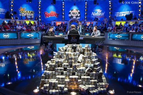 A Visual Look at Week 5 of the 2014 World Series of Poker