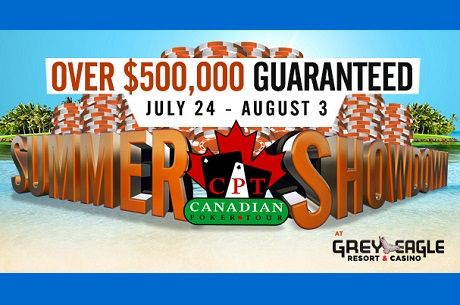 CPT Summer Showdown: Biggest Poker Series Guarantee Alberta Has Ever Seen