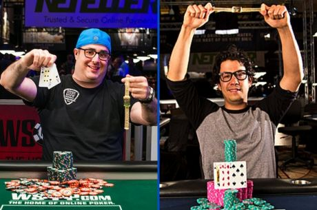 2014 World Series of Poker Day 37: Jaffee, Hui Win; Hellmuth Contends in $10K Stud