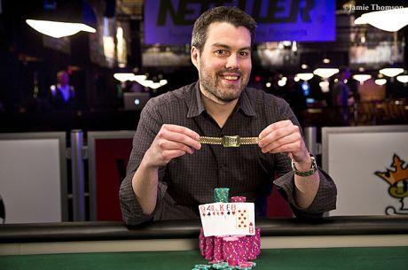 Matt Grapenthien Ganha Evento #61: $10,000 Seven-Card Stud Championship ($268,473)