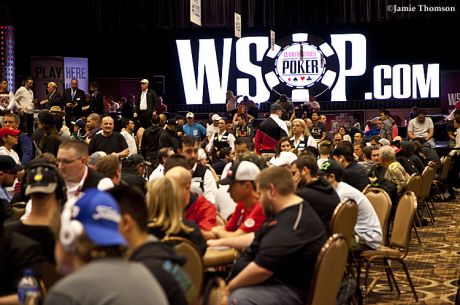 LIVE REPORT EXCLUSIVO: Main Event WSOP Às 20:00