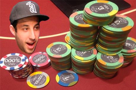 De $9/$18 a $600/$1,200 - Alec Torelli Ganha mais de $250,000 nos Cash Games do Aria