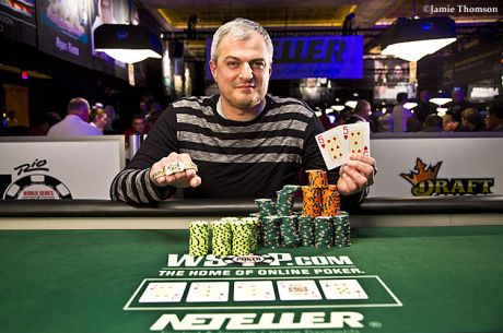 Igor Dubinskyy Vence Little One for One Drop ($637,539)