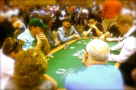 Jesse Pinkman,Gerard Piqué e Bruce Buffer em Jogo nas WSOP!