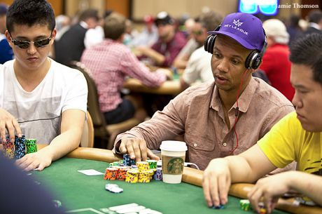 2014 WSOP Day 42: Eric Tracy, Phil Ivey Top Huge Day 1c; Main Event Draws 6,683