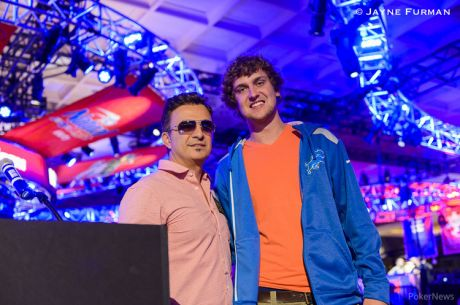 A Visual Look at Day 1 of the 2014 World Series of Poker Main Event