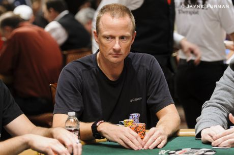 2014 WSOP Main Event Tag 2A/B: Tim Stansifer als Chipleader