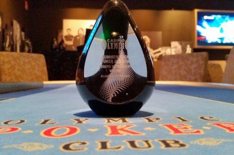 """""""Summer Rock Poker Session"""" serijos starte - Dariaus Šimkaus pergalė"""