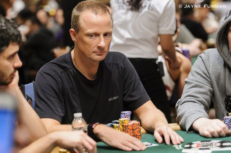 Tim Stansifer Lidera Sobreviventes do Dia 2A/2B do Main Event