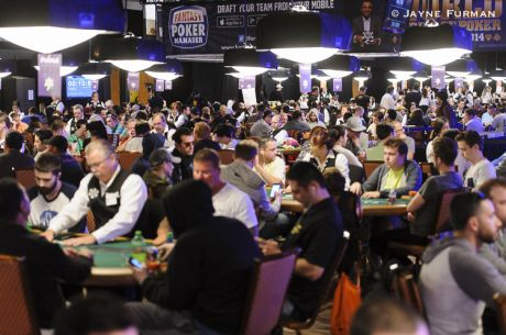 WSOP Main Event Canadian Contingent: 97 Reduced to 39 on Day 2a/b