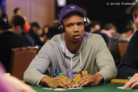 2014 WSOP Main Event Tag 2C: Phil Ivey als Chipleader
