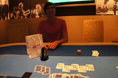 "Antrajame ""Summer Rock Poker Session"" ture triumfavo Mindaugas Chomičius"